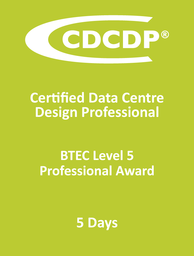 Certified Data Centre Design Professional (CDCDP®) | CNet