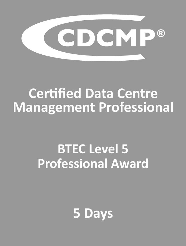 Certified Data Centre Management Professional (CDCMP