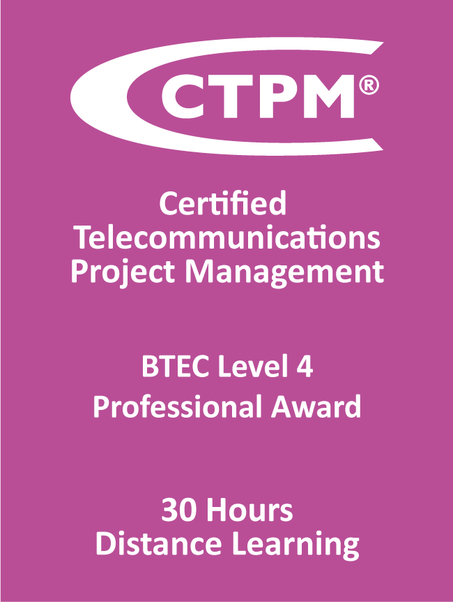 An overview of the Certified Telecoms Project Management training program
