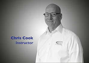 A picture of Chris Cook, Instructor at CNet Training
