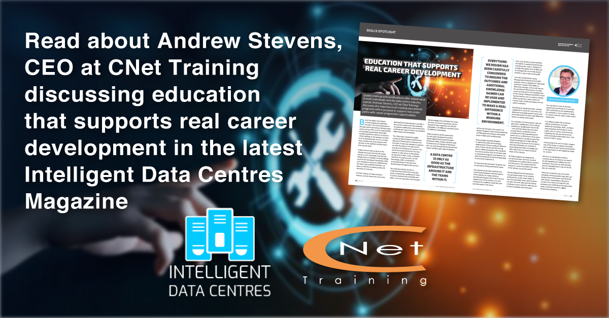 Intelligent Data Centre Magazine